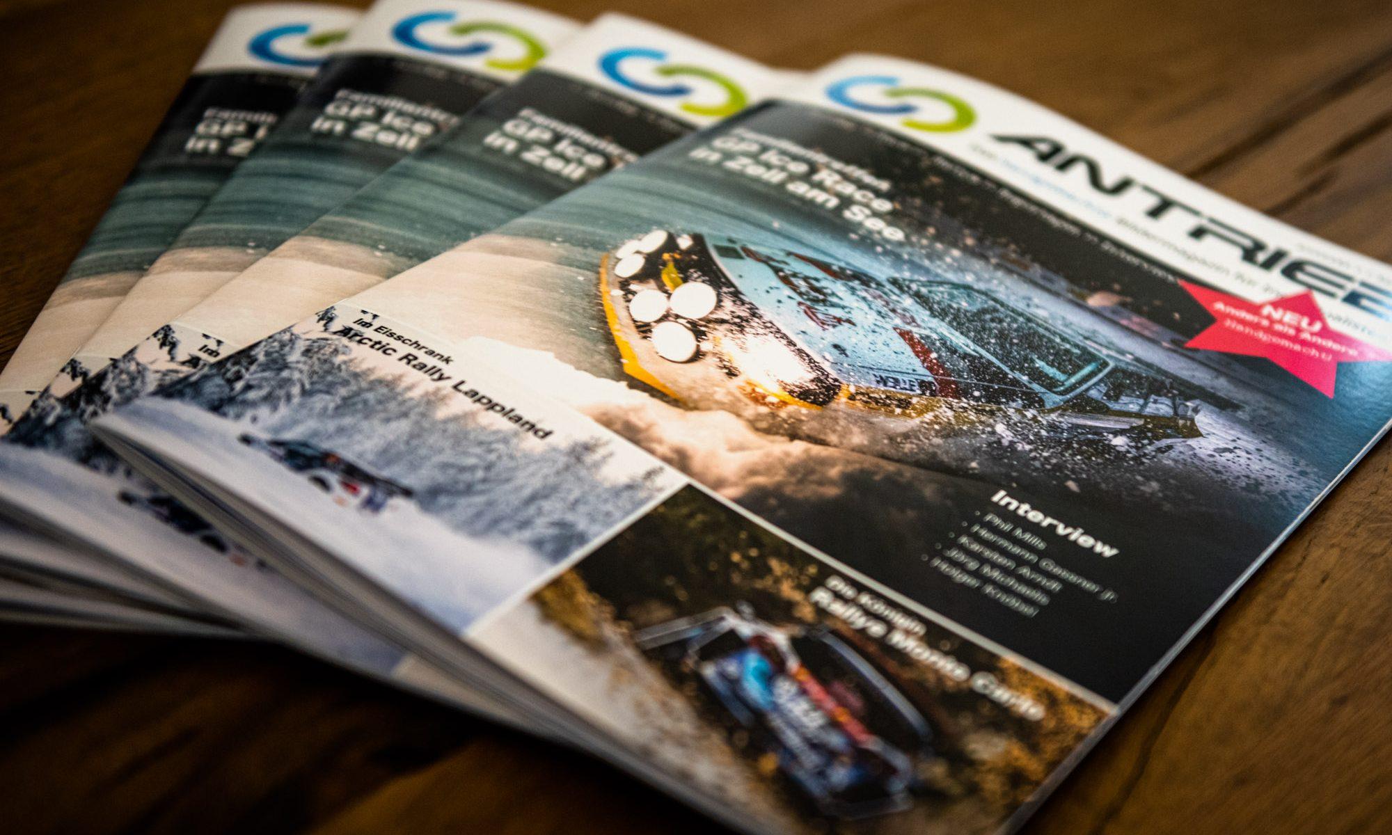 ANTRIEB | Das Magazin.